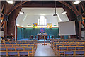 TL1302 : St Luke, Bricket Wood - East end by John Salmon