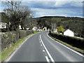 SN6580 : Eastbound A44 at Capel Bangor by David Dixon