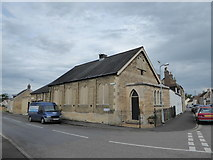 TF1409 : Former Congregational Church in Deeping Gate by Basher Eyre