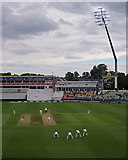 SP0684 : Edgbaston: cricket with the lights on by John Sutton
