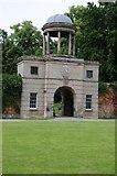 SJ5409 : Clock Tower at Attingham Park by Philip Halling