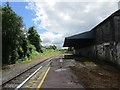 S0525 : Cahir station, looking in the direction of Clonmel by Jonathan Thacker