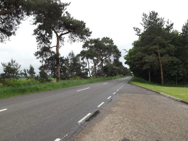 A1088 Thetford Road, Thetford