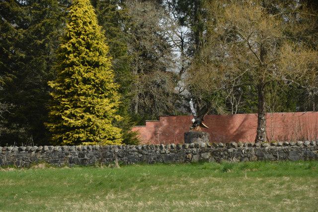 Perth and Kinross : Port-na-Craig House