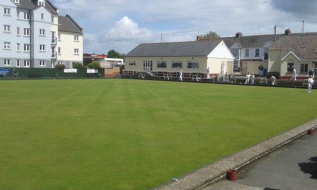 Bideford bowls club