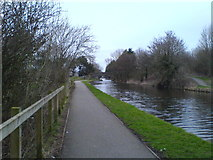 SD4863 : Lancaster Canal near Lune Aqueduct by Schlosser67