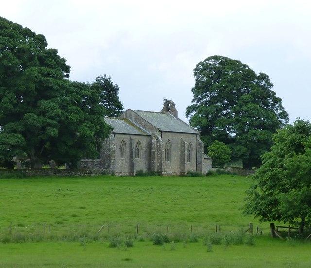 St Wilfrid's Church, Kirkharle