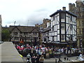 SJ8398 : Busy day on Shambles Square by Schlosser67