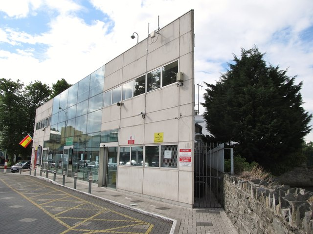 Dundalk Bus Office Building