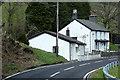 SN7581 : House on a Bend near Nant Cwta by David Dixon