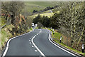 SN7681 : A44 Mountain Road East of Ponterwyd by David Dixon