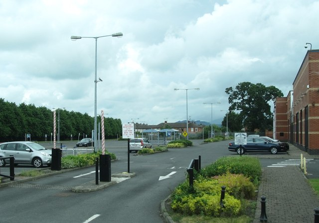 Shopping Centre car park on The Long Walk, Dundalk