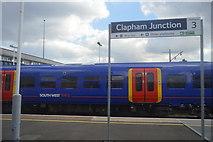 TQ2775 : Platform 3, Clapham Junction by N Chadwick