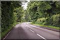 TF9814 : B1146 near Dereham Golf Club by J.Hannan-Briggs