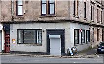 NS2975 : Former Greenock Provident Bank by Thomas Nugent
