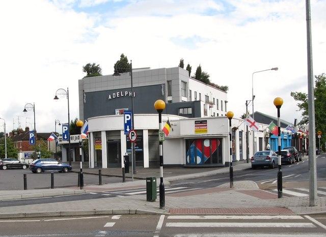 The Adelphi Centre, The Long Walk, Dundalk