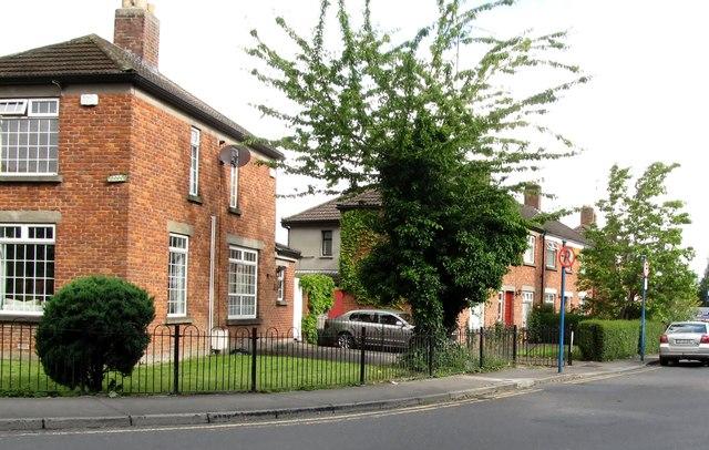 Houses in Park Villas and Park Avenue, Dundalk