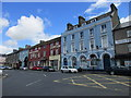 S0524 : The Square, Cahir - east side by Jonathan Thacker