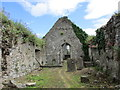 S0524 : Interior, the old church, Cahir by Jonathan Thacker