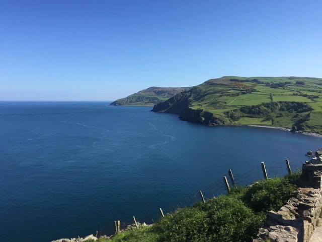 View south from Torr Head