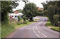 TF9519 : Bends at East Bilney by J.Hannan-Briggs