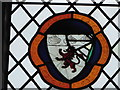 TF2804 : St Mary & St Botolph, Thorney: stained glass (iv) by Basher Eyre