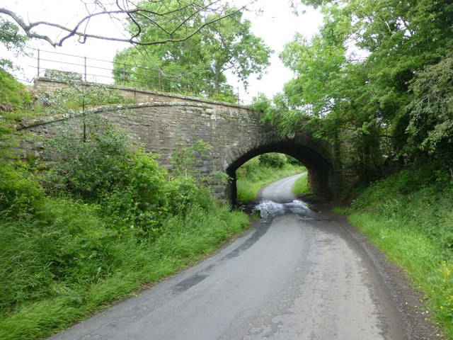 Another bridge on the defunct 'Wannie Line'