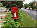 TL9685 : The Street & The Street Postbox by Adrian Cable