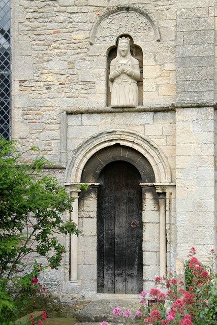 Church of St Kyneburgha, Castor