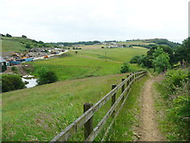 SE1028 : Cowling Lane. Northowram by Humphrey Bolton