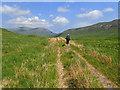 NM6230 : The old road in Glen More by Mick Garratt