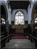 TL1998 : Inside St John the Baptist, Peterborough (vi) by Basher Eyre