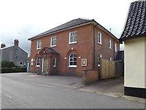 TM3569 : Peasenhall & Sibton Methodist Church by Adrian Cable