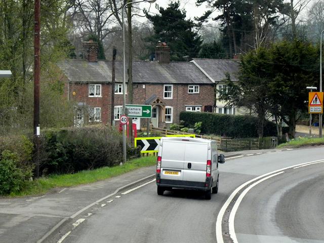 Cotebrook, Forest Road