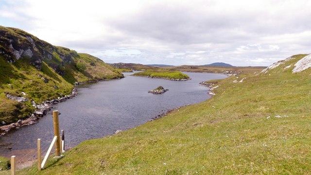 Loch Langabhat, Benbecula