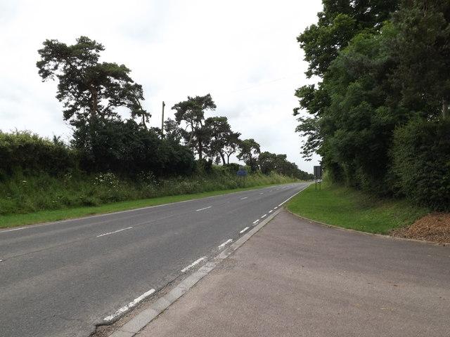 A1304 London Road, Six Mile Bottom