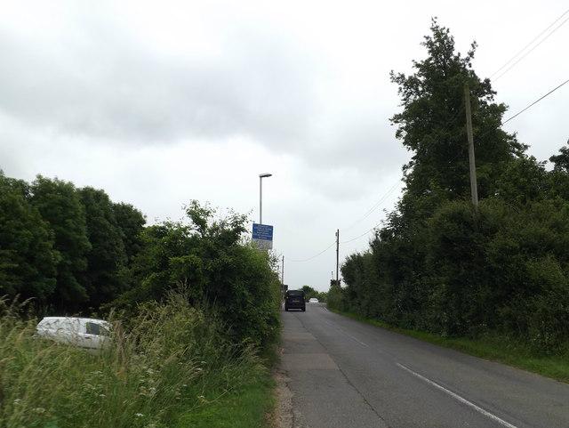 Brinkley Road, Six Mile Bottom