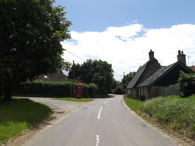 C146 The Street, Gasthorpe