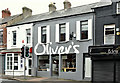 "J3774 : ""Oliver's"", Strandtown, Belfast (July 2016) by Albert Bridge"
