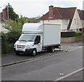 ST3388 : Cwmbran Self Drive van in Newport by Jaggery