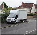 ST3388 : Cwmbran Self Drive van in Newport by Jaggery