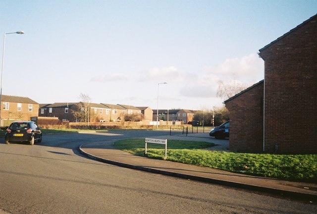 Rowton Heath Way