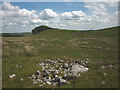NY7970 : Prehistoric cairn, King's Crags by Karl and Ali