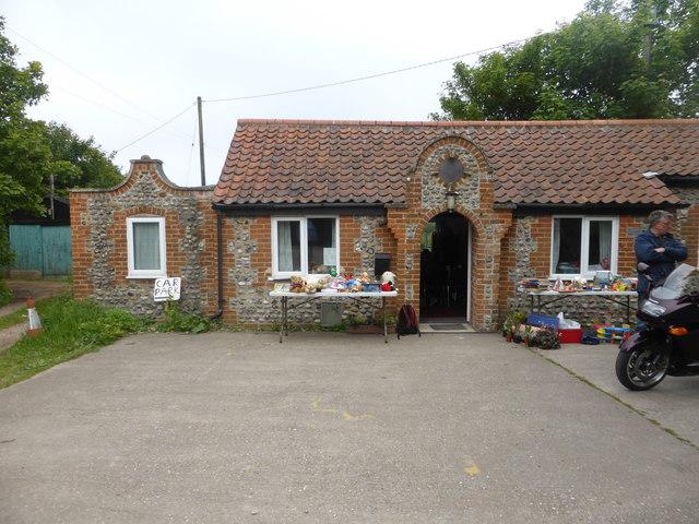 Trimingham Village Hall - fundraising