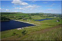 SD7622 : Ogden Reservoir by Bill Boaden