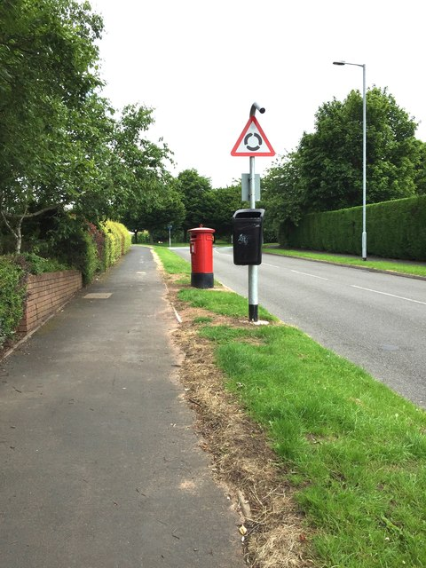 Westbury Park: Westbury Road