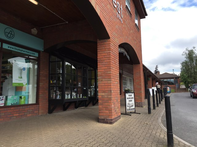 Westbury Park shops