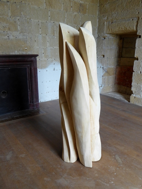 Sculpture in Belsay Hall