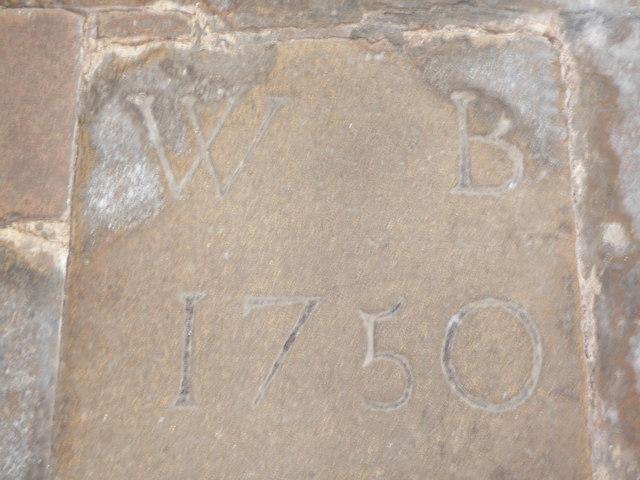 St Andrew, Ufford: memorial (K)