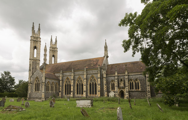 St Michael and All Angels' church, Booton